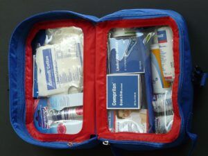 First Aid Kit And Medical Kits